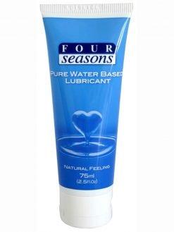 Four Seasons Pure Waterbased Lubricant 75ml-0