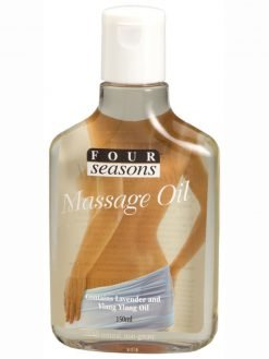 Four Seasons Massage Lavender and Ylang Ylang 150ml-0