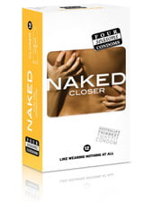 Four Seasons Naked Closer Condoms 12pk-0