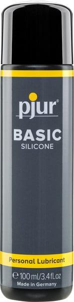 Pjur Basic Silicone Lubricant 100ml-0