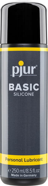 Pjur Basic Silicone Lubricant 250ml-0