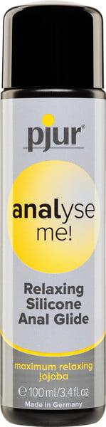 Pjur Analyse Me! Relaxing Silicone Anal Glide 100ml-0