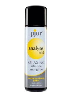 Pjur Analyse Me! Relaxing Silicone Anal Glide 250ml-0