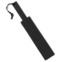 Kink Leather Punishment Paddle-0