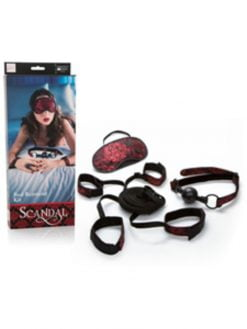 Scandal Bed Restraint Kit-0