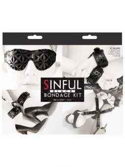 Sinful Bondage Kit-0