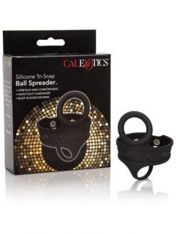 CalExotics Silicone Tri-Snap Ball Spreader-0
