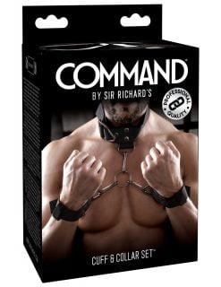 Command Cuff & Collar Set-0