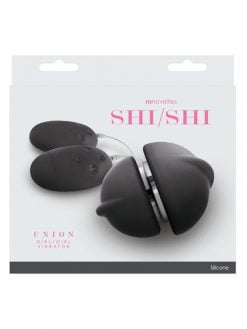 Shi/Shi Union Girl/Girl Vibrator-5421