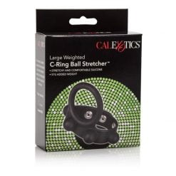 CalExotics Weighted C-Ring Ball Stretcher-4214