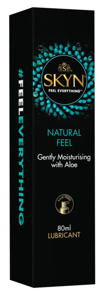 Skyn Natural Feel Lubricant 80ml-0