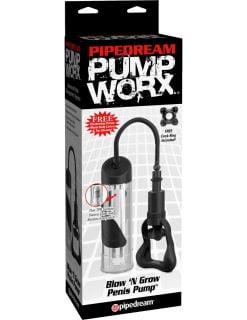 Pump Worx Blow 'N Grow Penis Pump-0