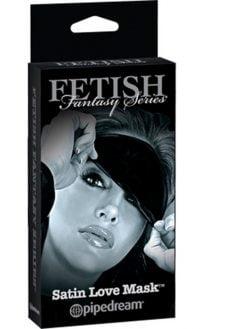 Fetish Fantasy Limited Edition Satin Love Mask-0