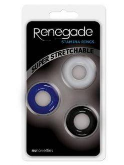 Renegade Stamina Rings 3pk-0
