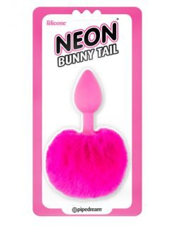 Neon Bunny Tail-0