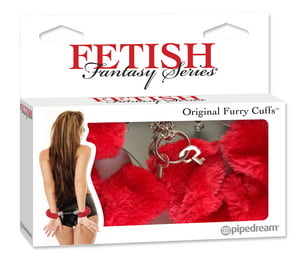 Fetish Fantasy Original Furry Cuffs-7847