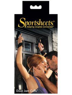 Sportsheets Door Jam Cuffs-0