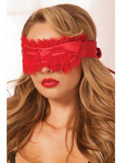 Seven Til Midnight 40135 Eyelash Blindfold-0