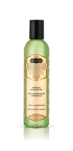 KamaSutra Massage Oil 236ml Vanilla Sandalwood-0