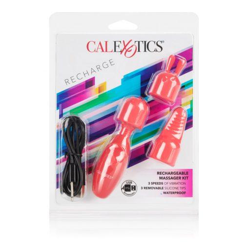 CalExotics Rechargeable Massager Kit-10671