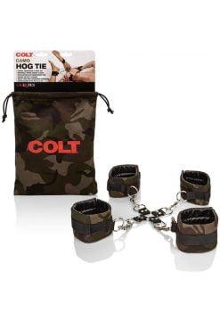 Colt Camo Hog Tie-0