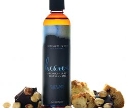 Intimate Earth Heaven Aromatherapy Massage Oil 120ml-0